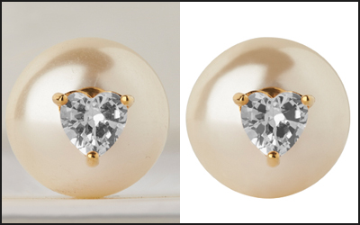 Clipping Path India service Image Re-Touch